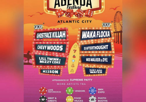 So many dope artists and more to TBA