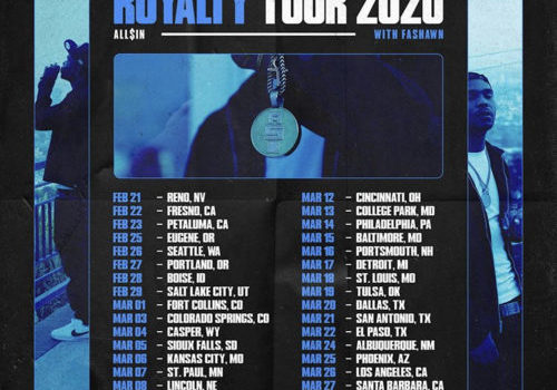 JStone Loyalty Over Royalty Tour 2020